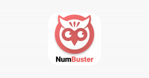 Numbuster application logo