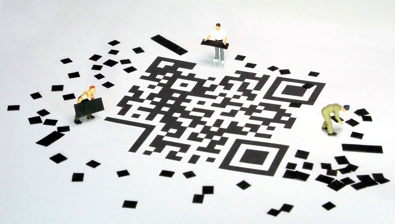 QR Code en contruction