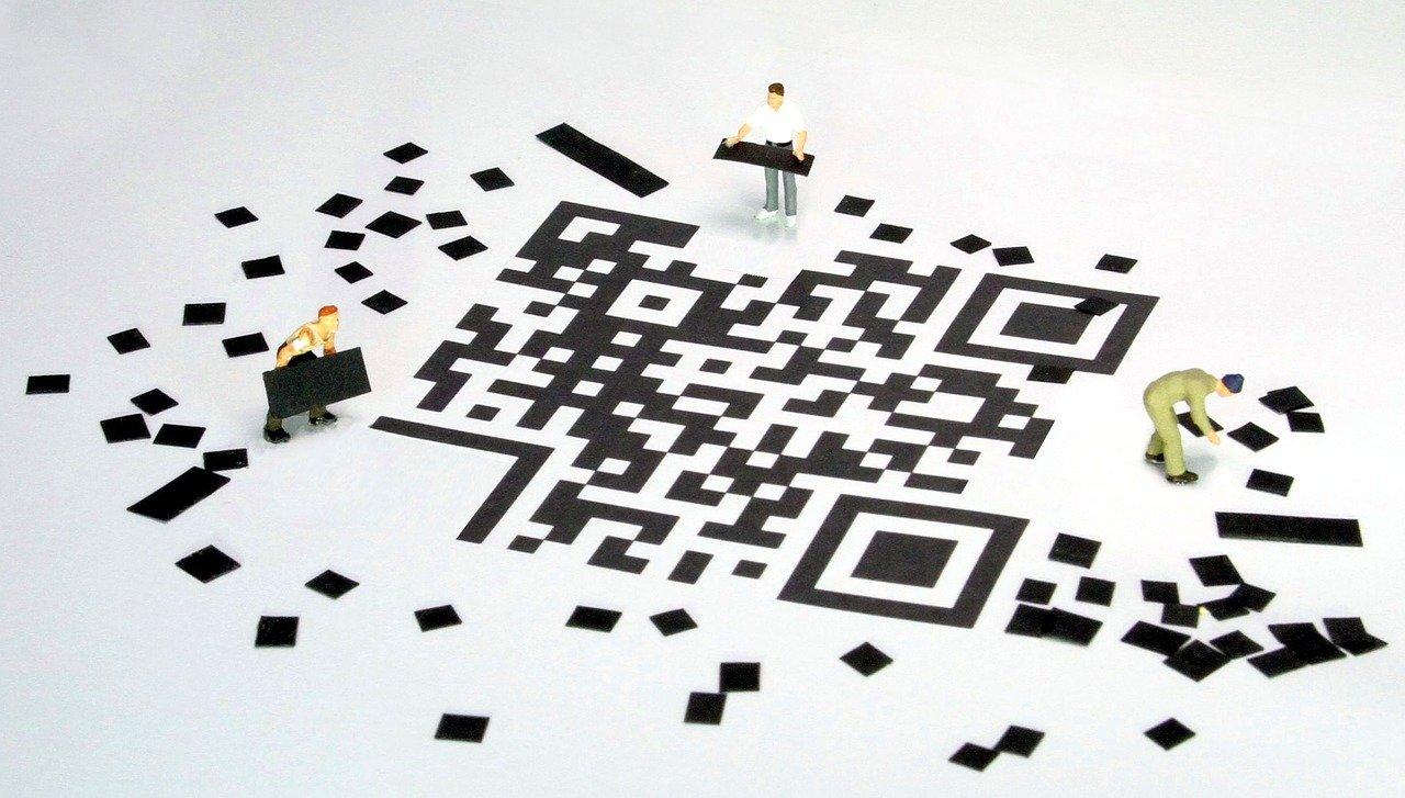 QR Code en contruction
